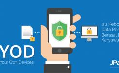 Tren BYOD : Kenyamanan Karyawan yang Mengancam Keamanan Data Perusahaan