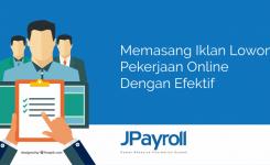 Memasang Iklan Lowongan Pekerjaan Online Dengan Efektif