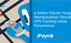 5 Sektor Industri yang Membutuhkan Teknologi GPS Tracking Untuk Karyawanya