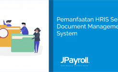 Pemanfaatan HRIS sebagai document management system