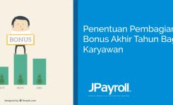 Penentuan Pembagian Bonus Akhir Tahun Bagi Karyawan